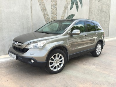 HONDA CRV 2.2 iCTDi Luxury